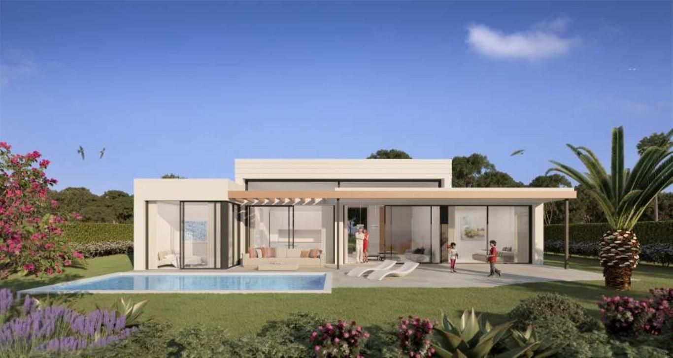 villas modernas en Marbela