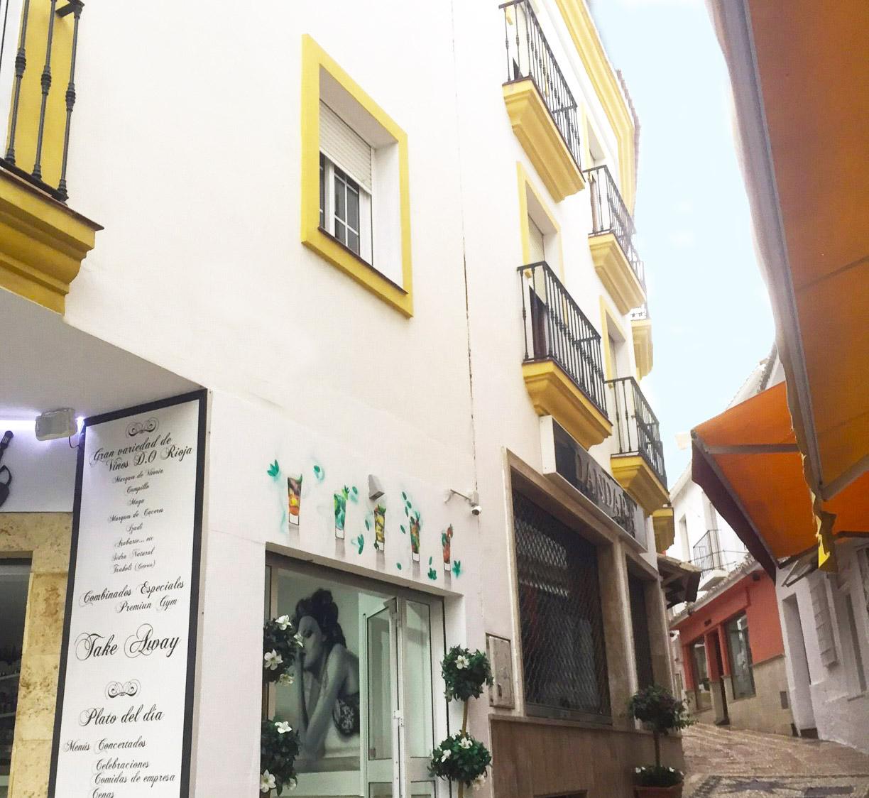 ático centro de Marbella