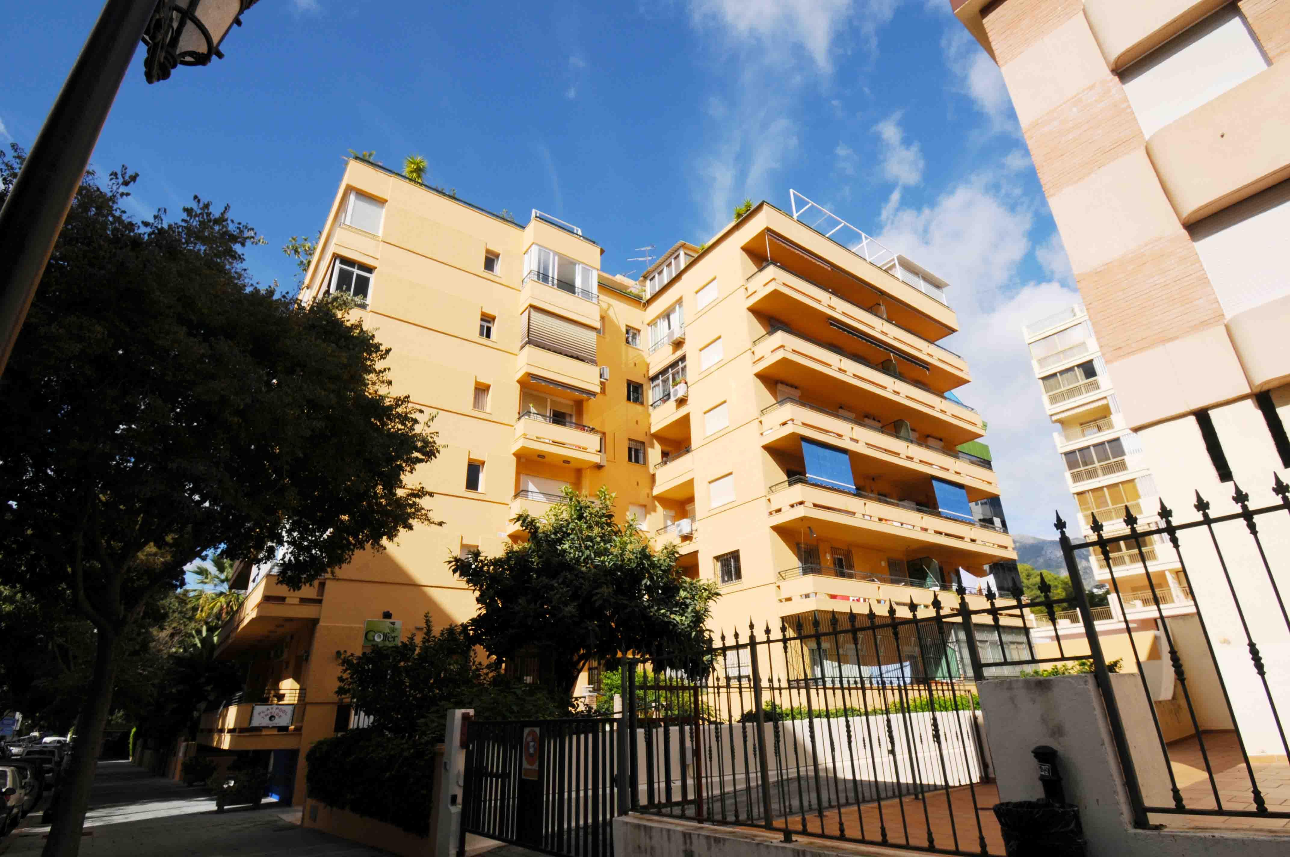 apartamento en alquiler centro de Marbella