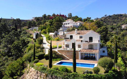 exclusiva vila en benahavís exclusive villa in benahavís for sale