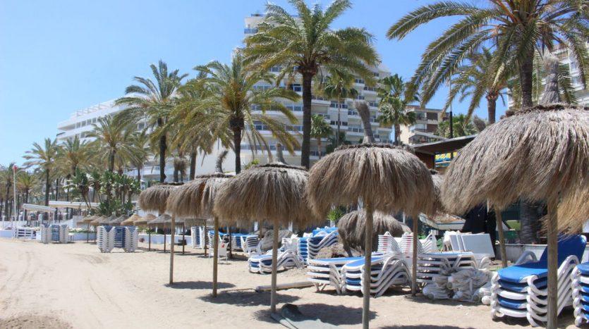 First Line Beach Marbella