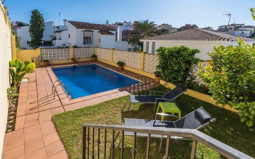 chalet en venta centro de marbella villa for sale marbella centre