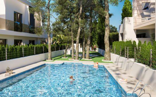 Casas Nueva Promoción Estepona New Houses for Sale Estepona