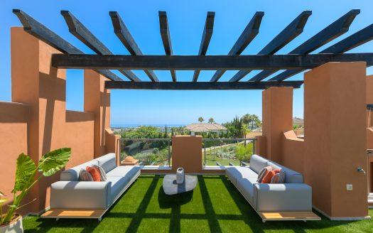 Piso a estrenar Nueva Andalucía Penthouse brand new Marbella