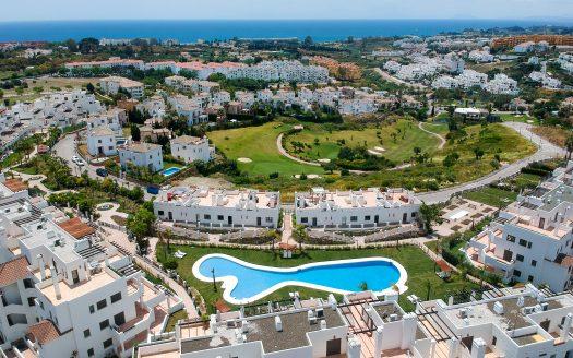 La Resina Golf New Golden Mile obra nueva en marbella estepona