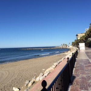 villa for sale marbella centre beachfront
