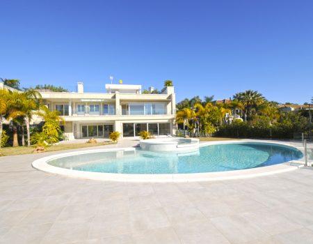 Luxury villa Bahía de Marbella