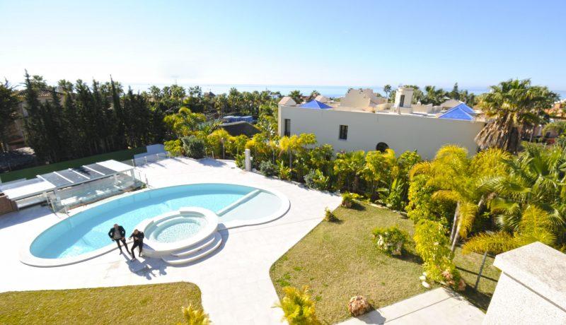 Chalet de lujo Bahía de Marbella