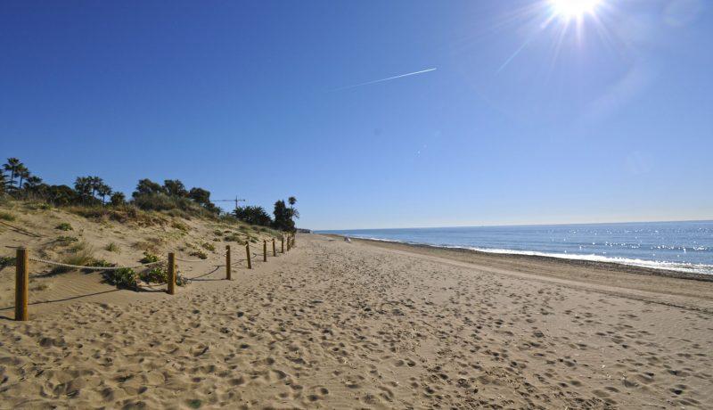 los monteros beach, marbella
